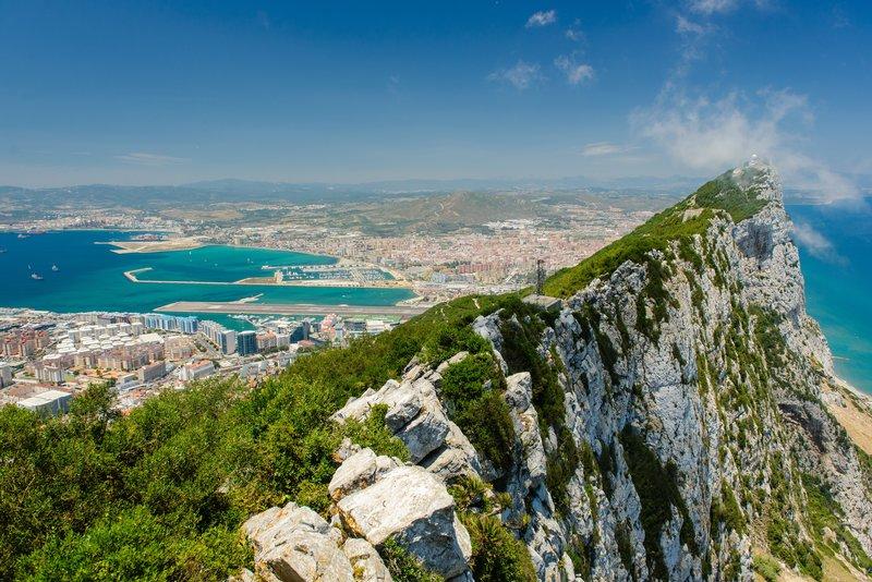 bezienswaardigheden andalusië gibraltar