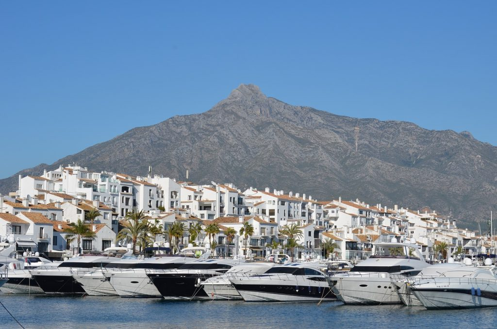 bezienswaardigheden andalusië marbella