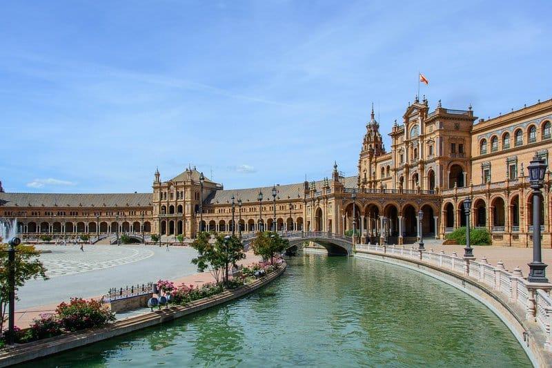 bezienswaardigheden andalusië sevilla