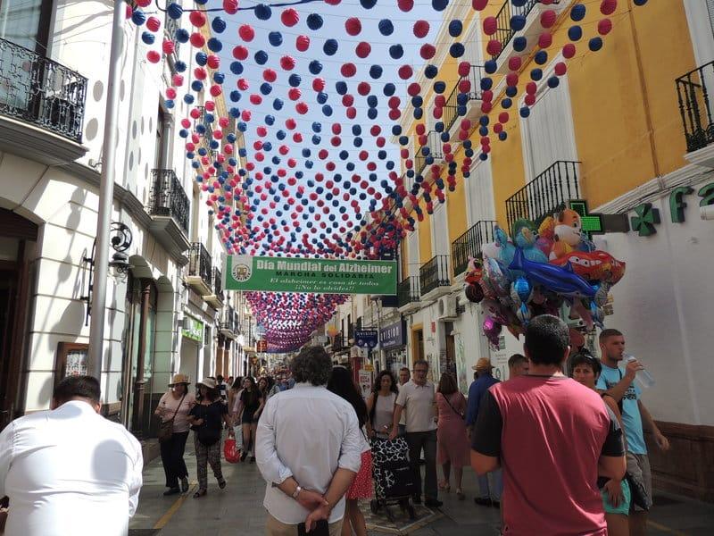 centrum van Ronda