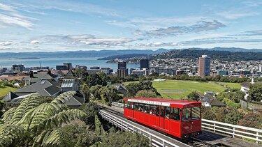 Nieuw Zeeland bezienswaardigheden Wellington