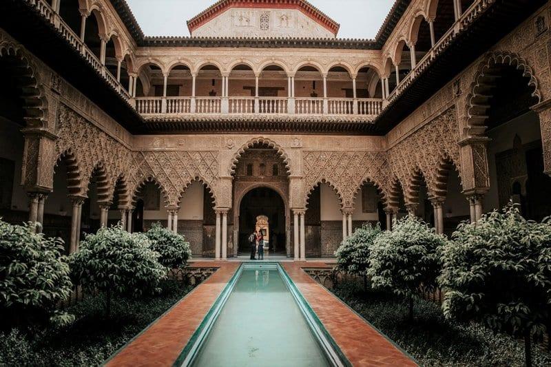 Real Alcazar Sevilla
