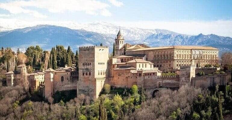 goedkope tickets alhambra granada
