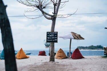 reisroute bali en gili eilanden