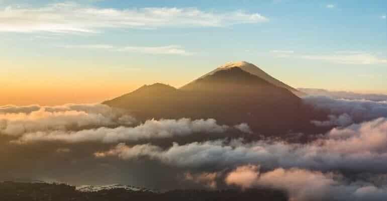 vulkaan beklimmen bali