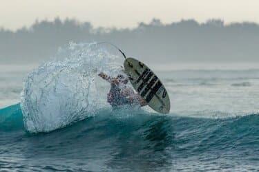 surfen gili eilanden