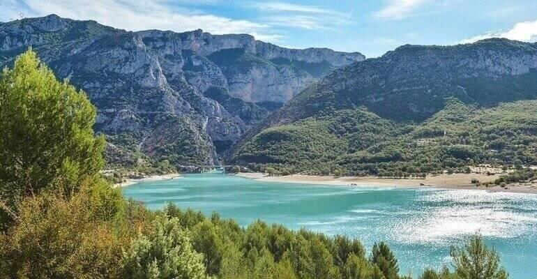 Gorges du Verdon | Vakantie in de Grand Canyon van Frankrijk!