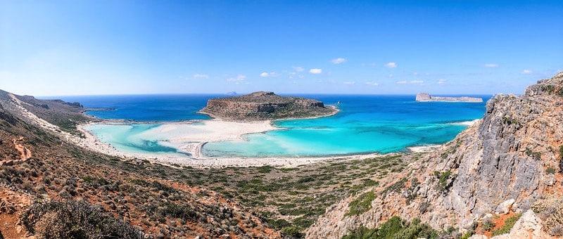 blue lagoon kreta