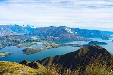 roys peak wanaka nieuw zeeland