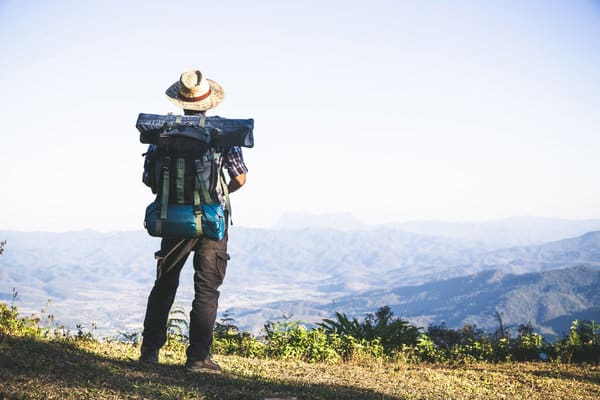 lekker op vakantie backpacken