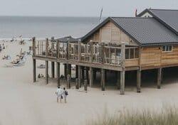hotel aan het strand vlieland
