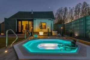 prive sauna met overnachting brabant