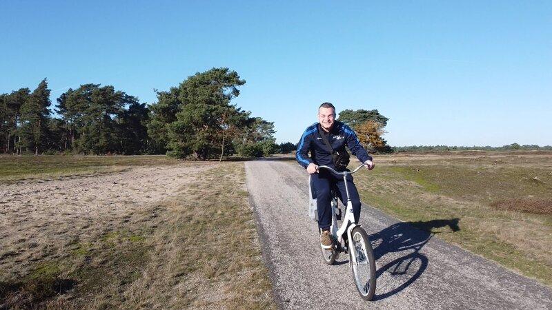 fietsvakantie veluwe