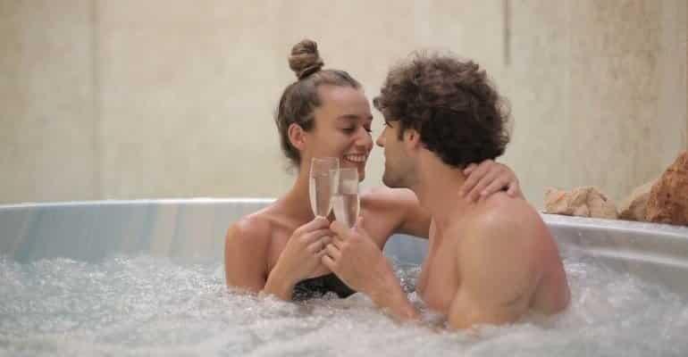 romantisch overnachten met jacuzzi tips