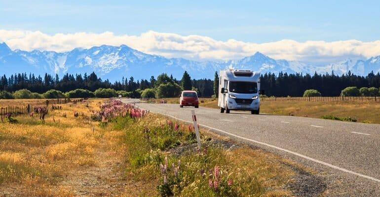 Camper huren Nieuw Zeeland? 10 tips, kosten en vergelijker