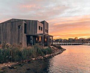 luxe vakantiehuis aan zee nederland
