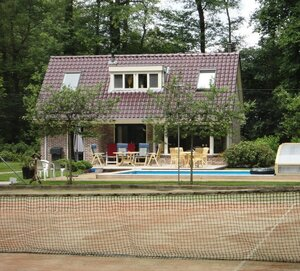 luxe vakantiehuis veluwe met zwembad