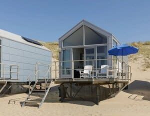 strandhuisje noord holland
