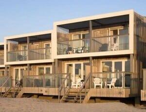 vakantiehuis aan zee noord holland