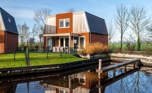 bungalow met jacuzzi friesland