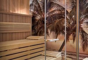 hotel met jacuzzi en sauna op kamer