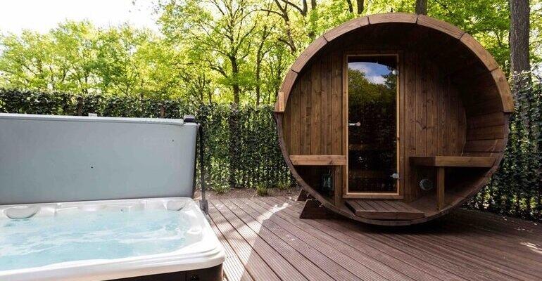 huisje met sauna en jacuzzi tips nederland