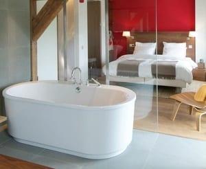 luxe hotel texel jacuzzi