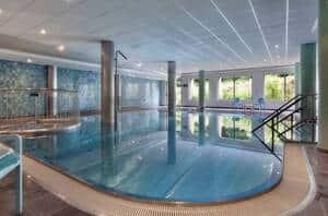 luxe hotel texel zwembad