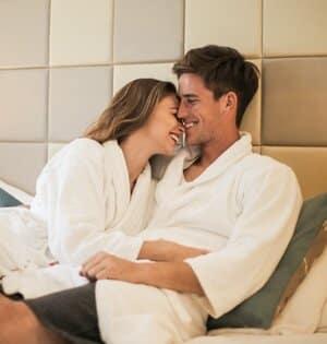 overnachting met prive sauna en jacuzzi