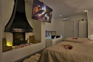 romantische overnachting met wellness