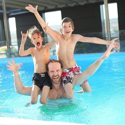 vakantie met zwembad nederland