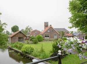 vakantiehuis friesland boerderij