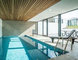 vakantiehuis met prive binnenzwembad