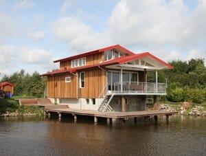 vakantiewoning huren friesland met boot