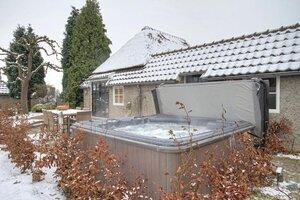 vakantiewoning met sauna en jacuzzi
