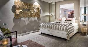 wellness suite met sauna en stoomdouche