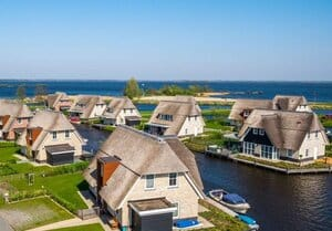 wellness villa friesland 8 personen