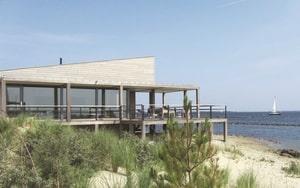 luxe vakantie nederland strand