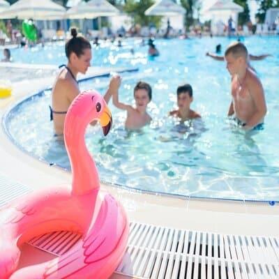 luxe vakantiepark in eigen land