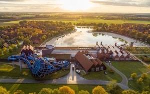 luxe vakantieparken nederland jacuzzi