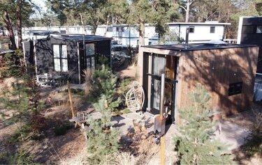 tiny house park de hoge veluwe