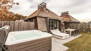 wellness villa met sauna en jacuzzi