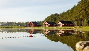 camping aan meer nederland