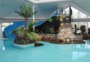 camping met overdekt zwembad limburg