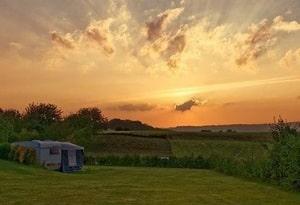 kleine camping met privé sanitair limburg