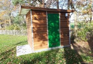 kleine camping prive sanitair drenthe