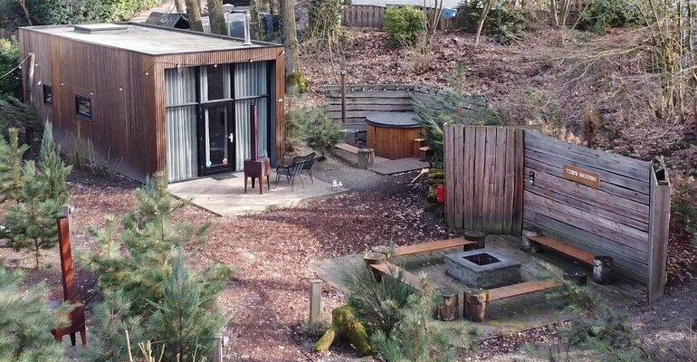 review droompark maasduinen tiny house overnachten