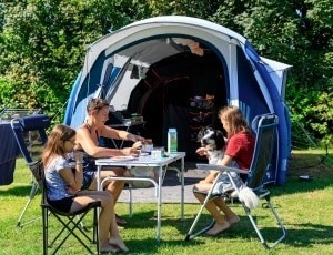 top camping nederland