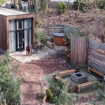 vakantie limburg tiny house