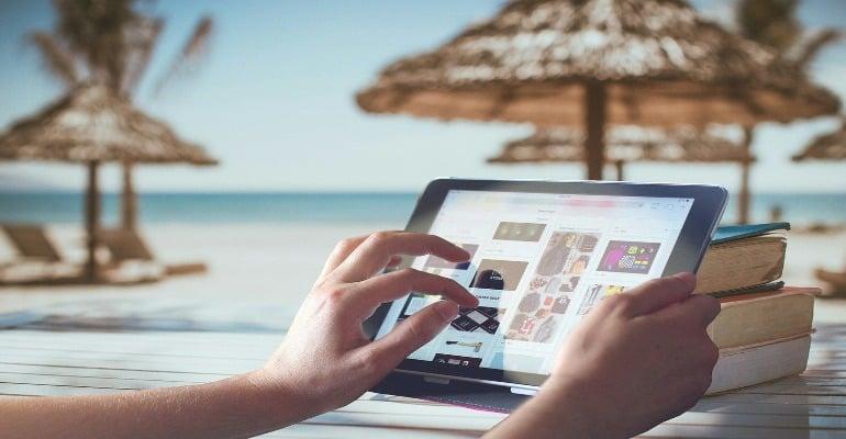 veilig internet op vakantie